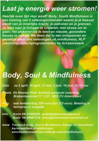 Body Soul & Mindfullness 2