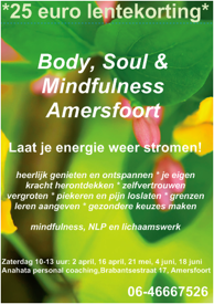 Body, Soul & Mindfullness in Amersfoort