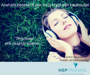 HSP training