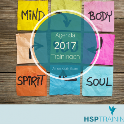 Agenda HSP Trainingen 2017