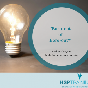 HSP bore out burn out
