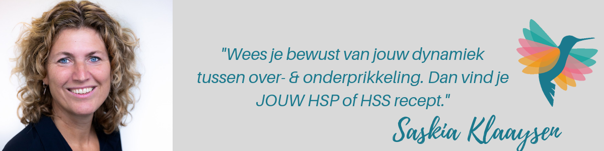 Anahata Saskia Klaaysen quote HSP HSS Hoogsensitiviteit Werk Training Coaching Amersfoort