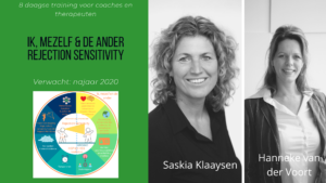 Training Ik, mezelf en de ander Rejection Sensitivity